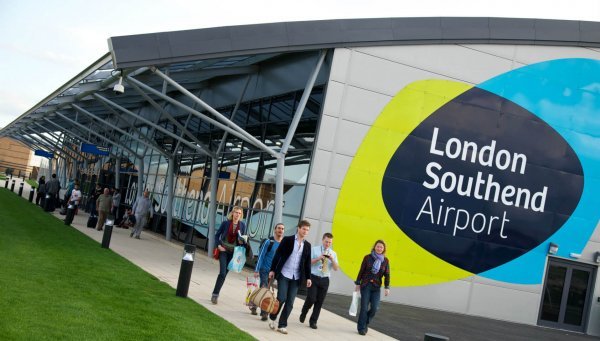 southend on sea airport
